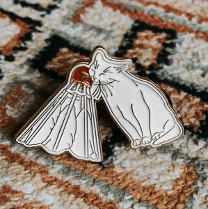 Love For KC - Enamel Pin