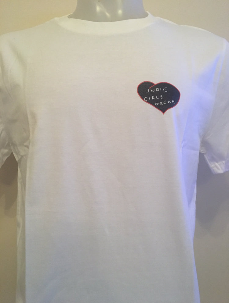 IGD Signature Logo T-shirt White