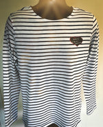 Stripe signature long sleeve