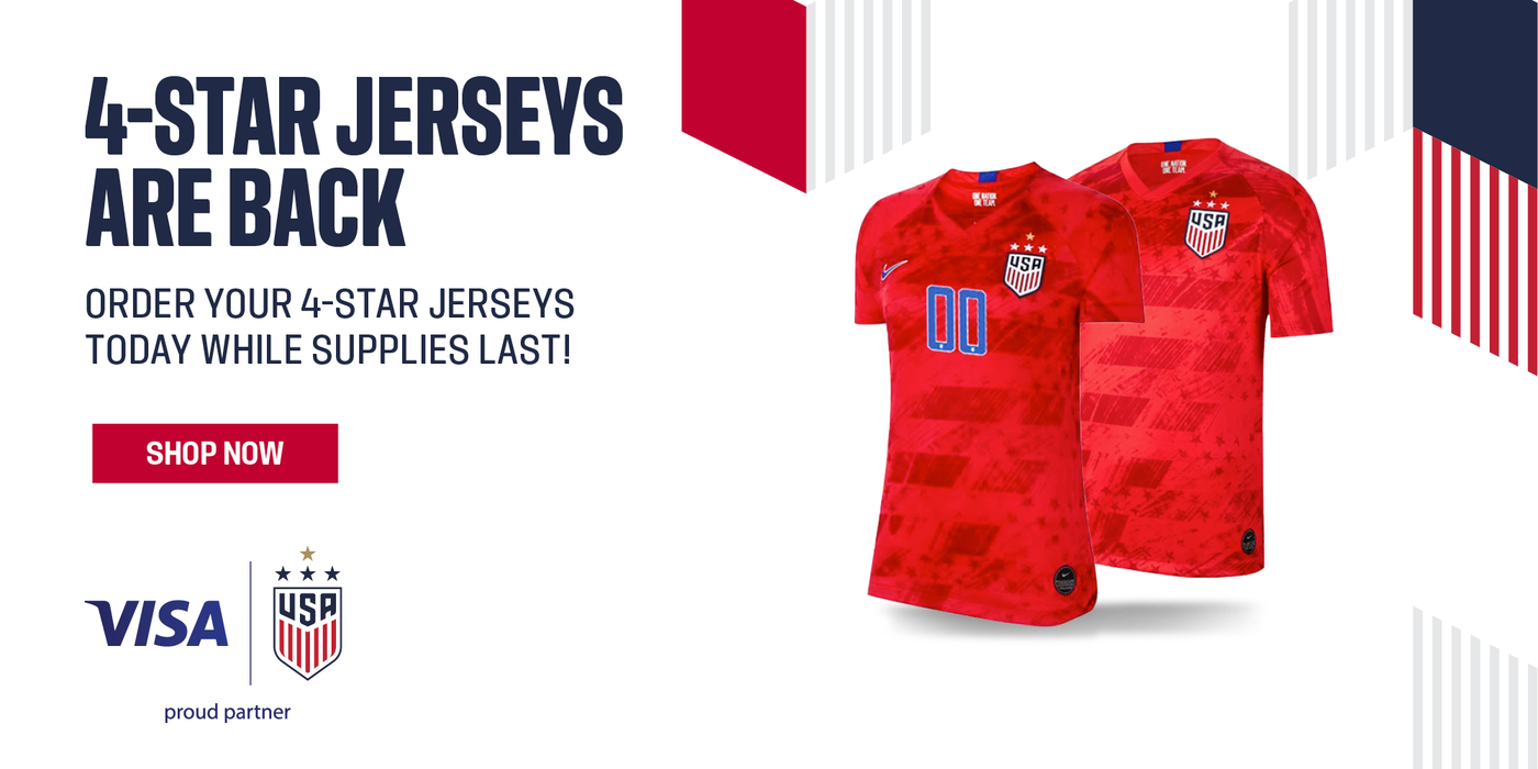 low priced e050b c21b2 The Official U.S. Soccer Store