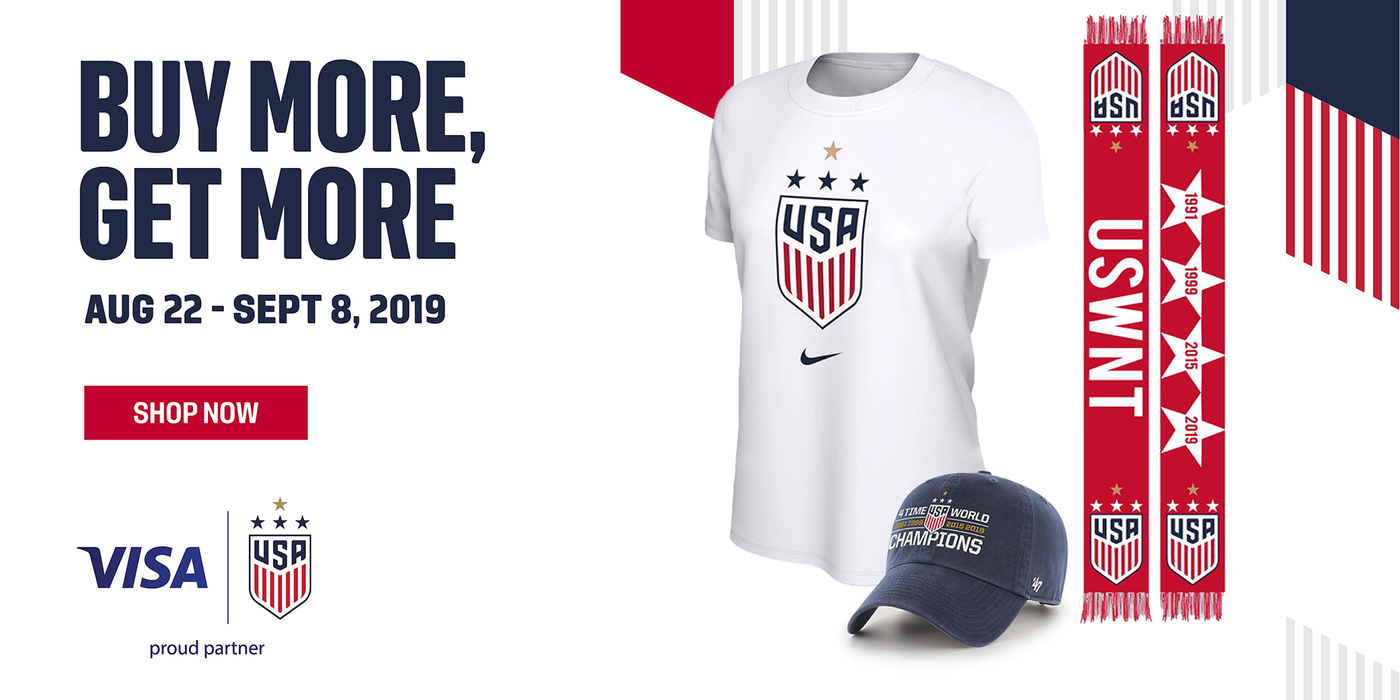 The Official U S  Soccer Store