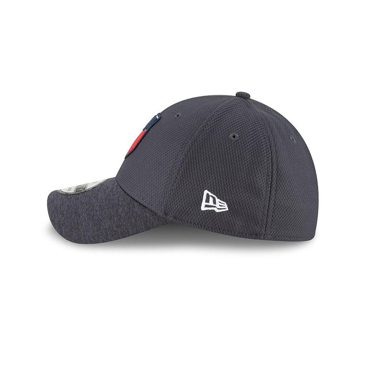 U.S. SOCCER NEW ERA USA 39THIRTY VIGOR SHADE CAP - NAVY