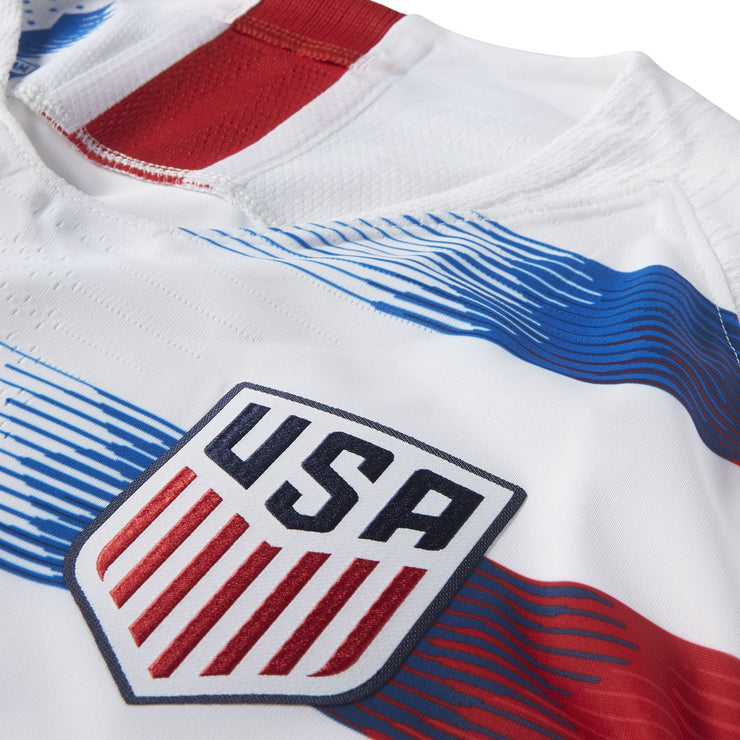2704056d554 U.S. SOCCER MEN S NIKE USA 2018 2019 STADIUM HOME JERSEY – U.S. ...