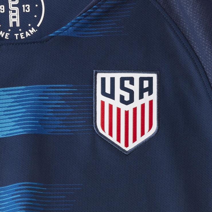 U.S. SOCCER NIKE YOUTH STADIUM AWAY JERSEY