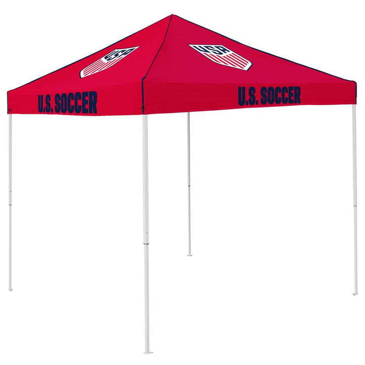 U.S. SOCCER COLOR TENT + ROLLER BAG