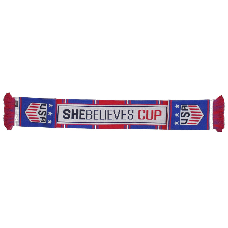 USWNT SHE BELIEVES CUP KNIT SCARF