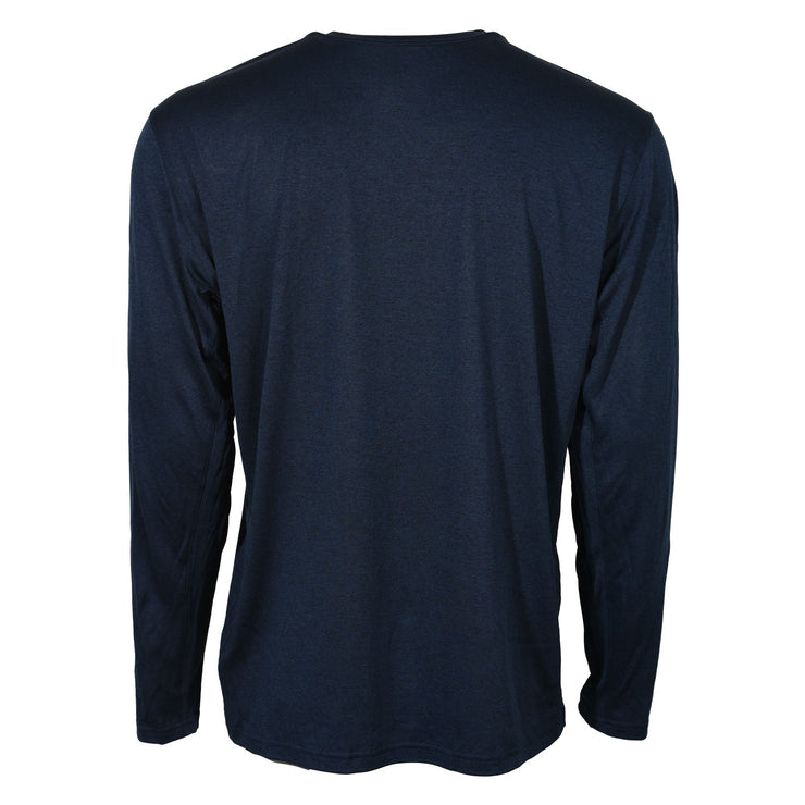U.S. SOCCER MEN'S NIKE LONG SLEEVE LEGEND POLY TEE - NAVY