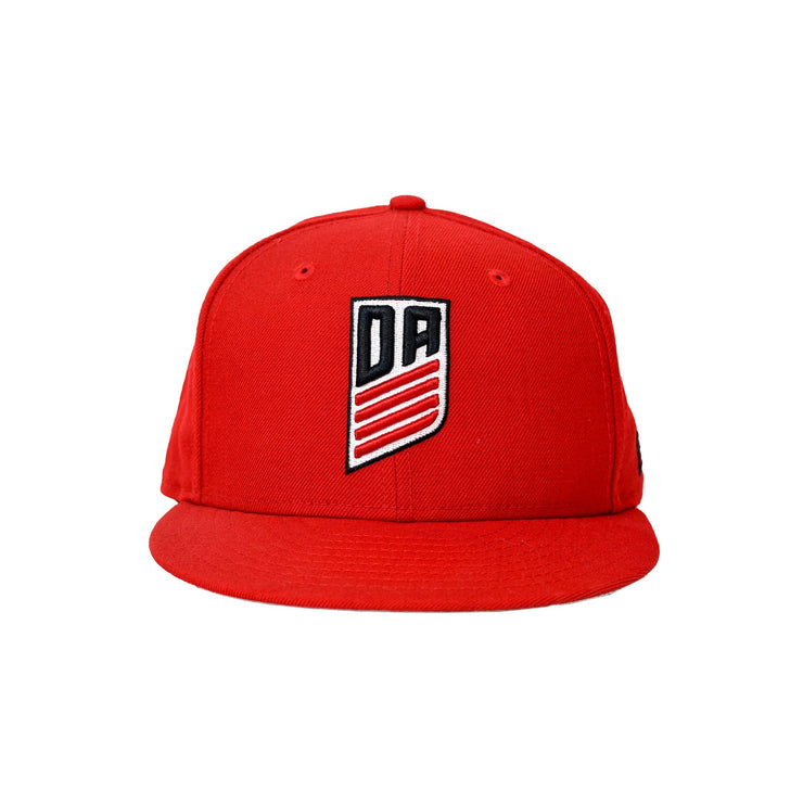 U.S. SOCCER NEW ERA 9FIFTY DEVELOPMENT ACADEMY SNAPBACK - RED