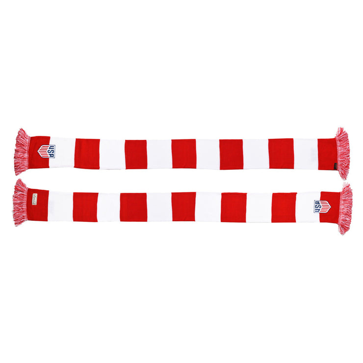 U.S. SOCCER COMMEMORATIVE LIMITED EDITION PREMIUM KNIT SCARF