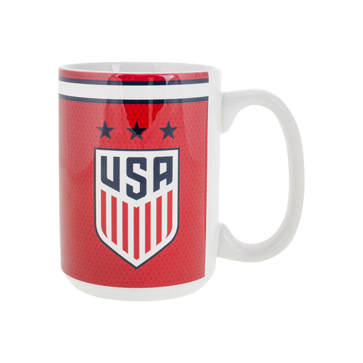 BOELTER BRANDS WNT 3-STAR SUBLIMATED COLOR BLAST MUG