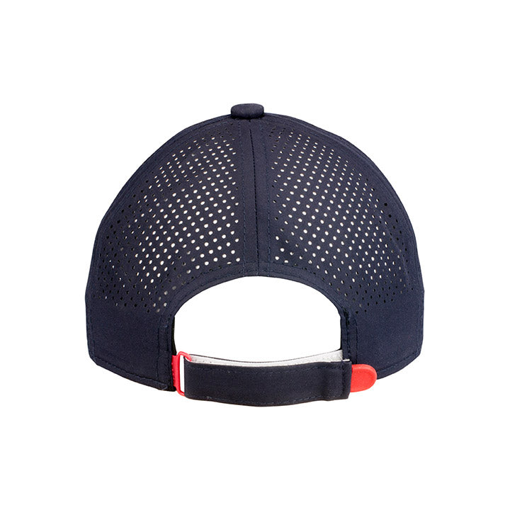 WOMENS NEW ERA USA 920 3-STAR PERF PLAY HAT - NAVY