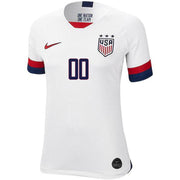 PLAYER YOUTH NIKE USA BREATHE 3-STAR STADIUM HOME JERSEY - WHITE