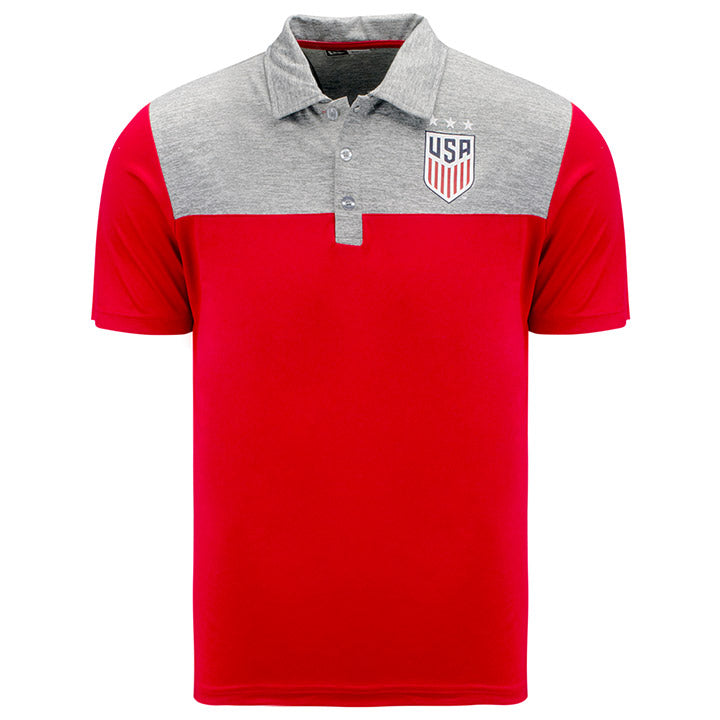 MEN'S 5.0 WNT LC POLO
