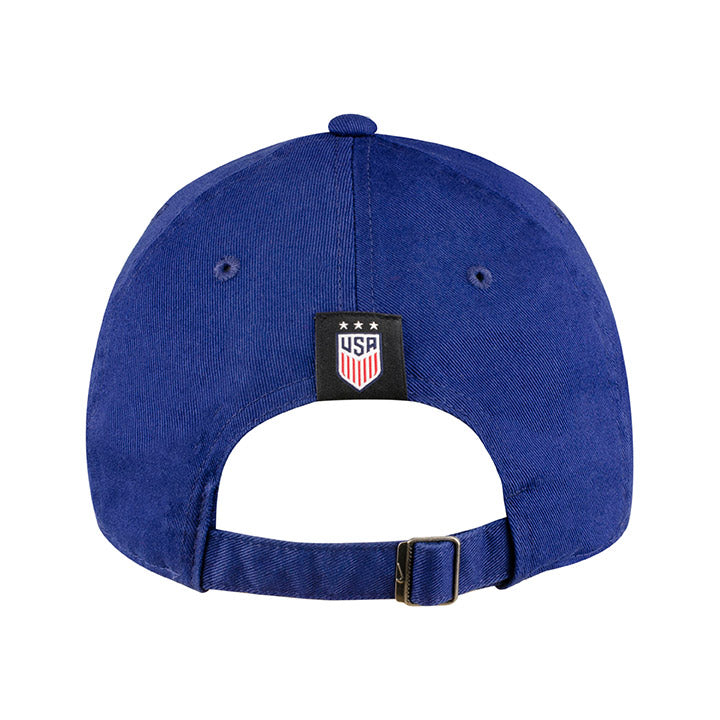 NIKE USA SWOOSH 3-STAR  HERITAGE 86 HAT - BLUE