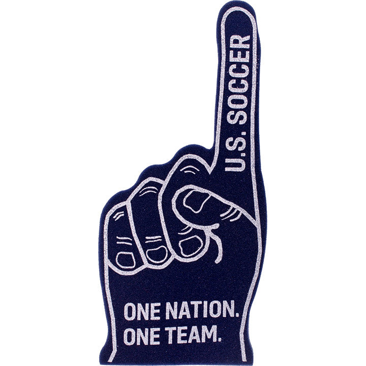 WINCRAFT US WNT 3-STAR FOAM HAND - NAVY