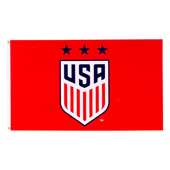 WINCRAFT US WNT 3-STAR SINGLE SIDED 3X5 FLAG