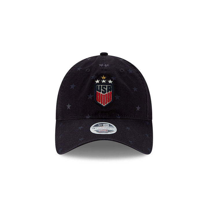 WOMENS NEW ERA USA WNT 9TWENTY STAR CAP