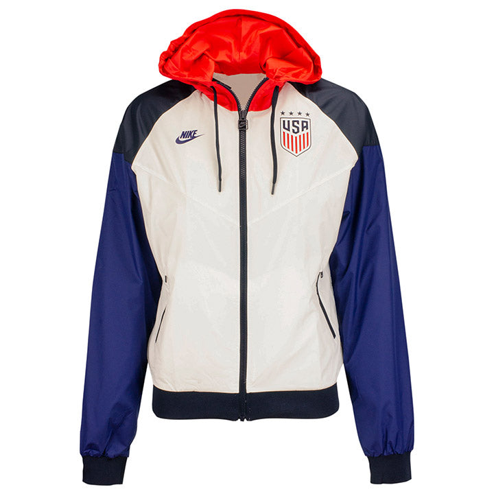 Women's Nike WNT Windrunner Jacket