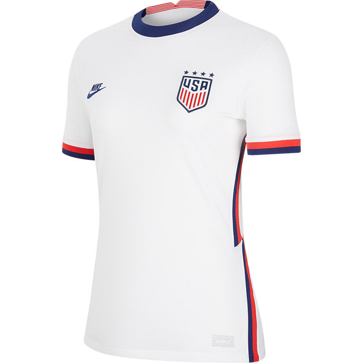 Women's Nike WNT Home White Jersey