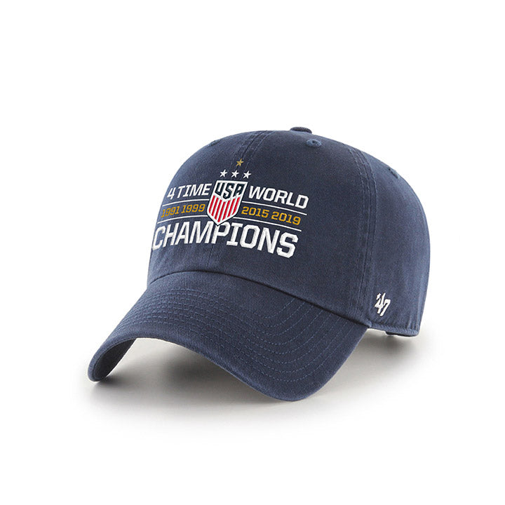 '47 WNT 4-STAR CHAMPIONS HAT