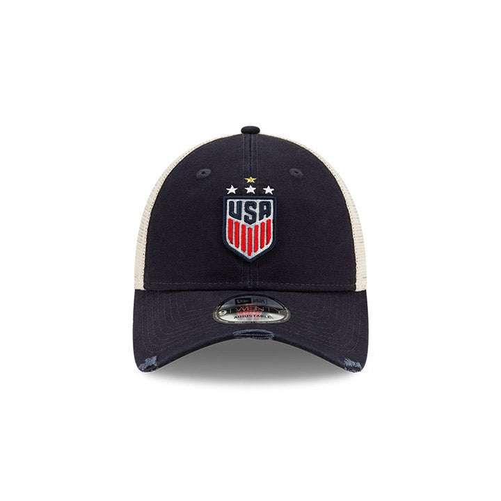 NEW ERA USA WNT 9TWENTY TRUCK WORN CAP
