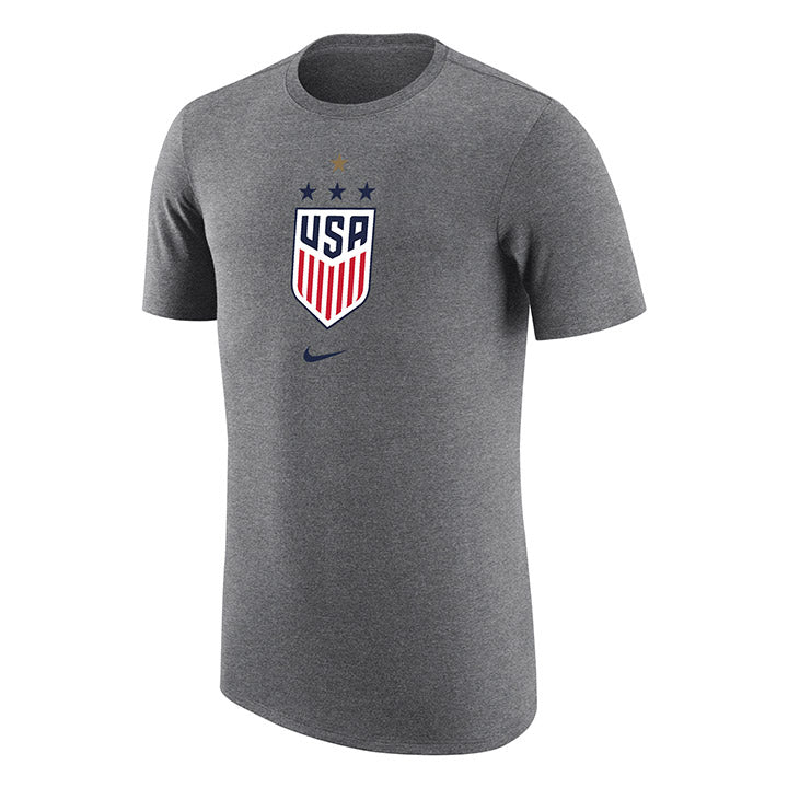 MEN'S NIKE WNT 4STAR TRIBLEND TEE
