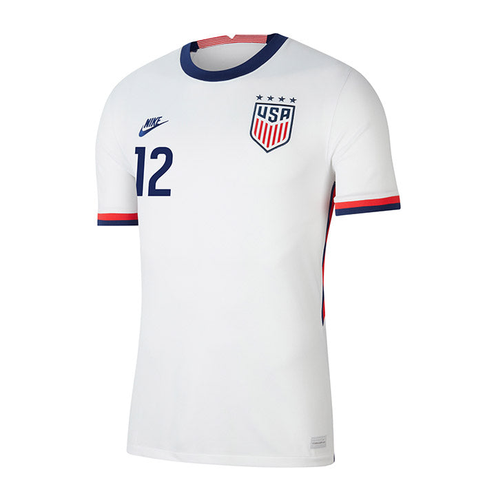 Youth Tierna Davidson Nike Home White Jersey