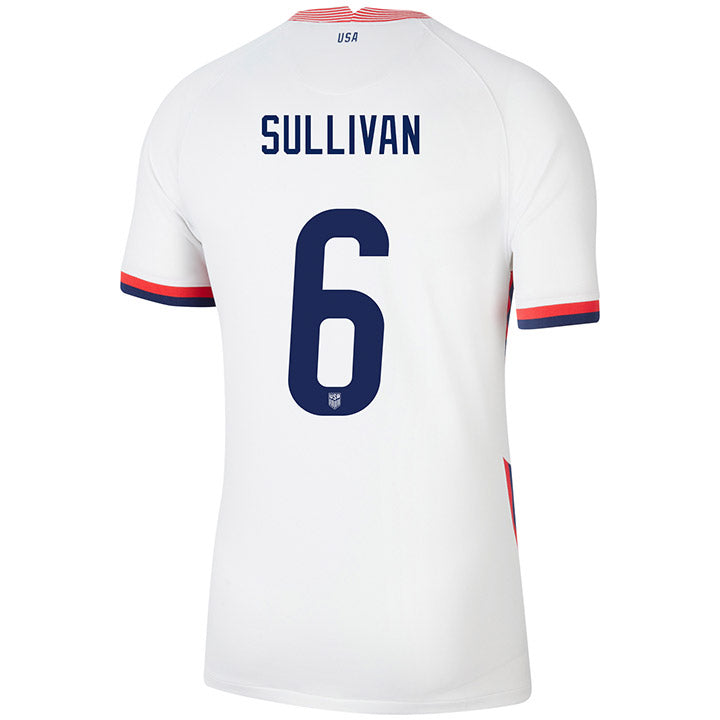 Men's Andi Sullivan Nike Home White Jersey