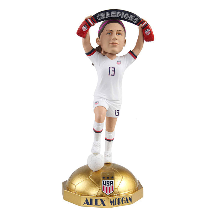 FOCO WNT 4STAR ALEX MORGAN BOBBLEHEAD