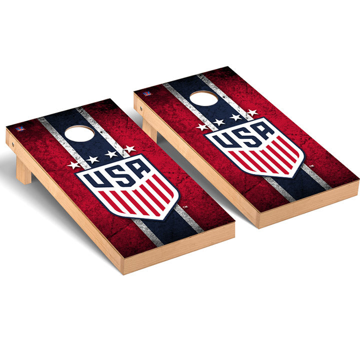 Victory Tailgate WNT Vintage Cornhole Game