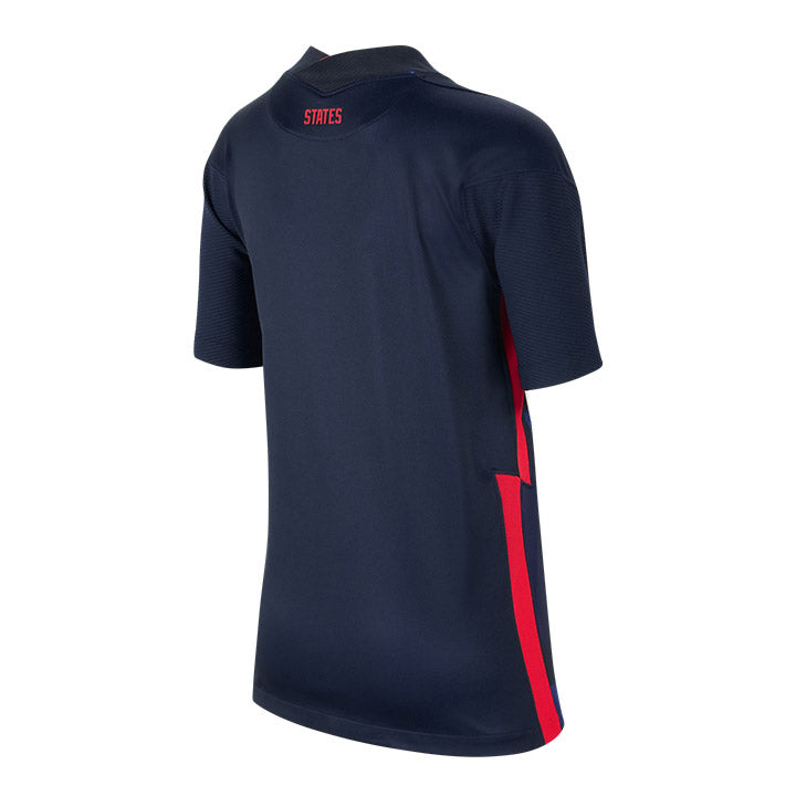 Youth Nike WNT Away Navy Jersey