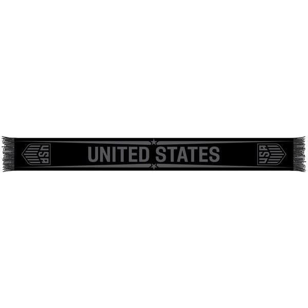U.S. SOCCER BLACK OUT SCARF