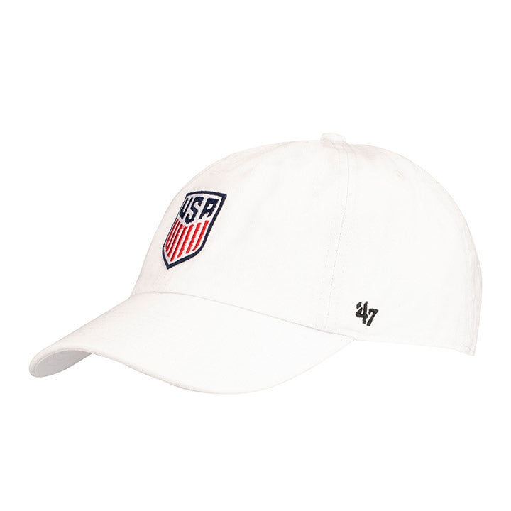 47 CREST CLEANUP - WHITE