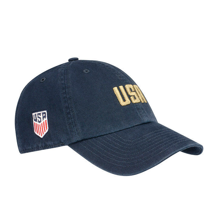 47 USA GOLD CLEANUP - NAVY – U S  Soccer Store