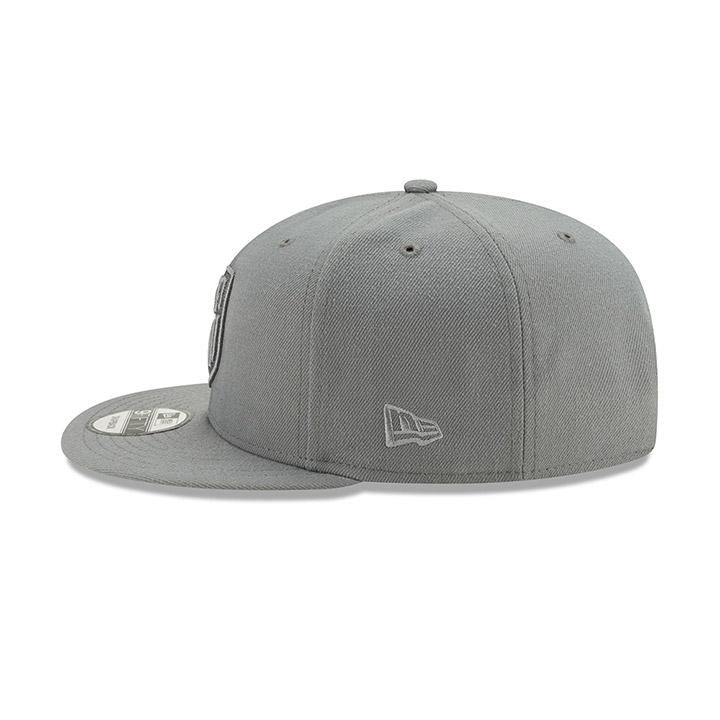 New Era 950 Storm Grey Basic Cap