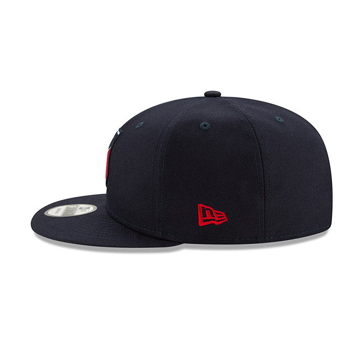 NEW ERA CREST USA 9FIFTY PATCHED CAP - NAVY