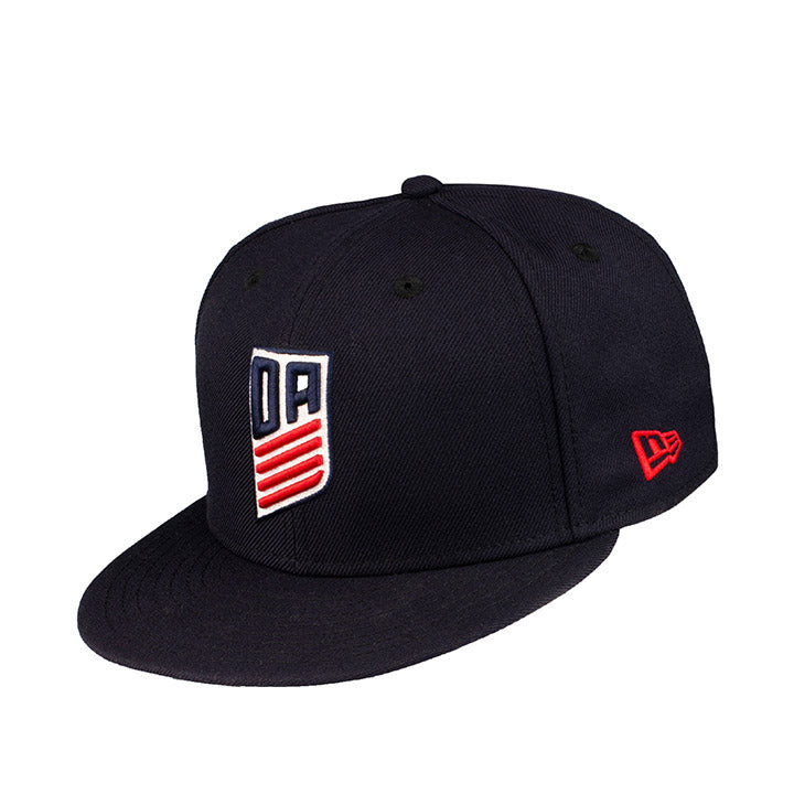 NEW ERA DA 9FIFTY SNAP - NAVY
