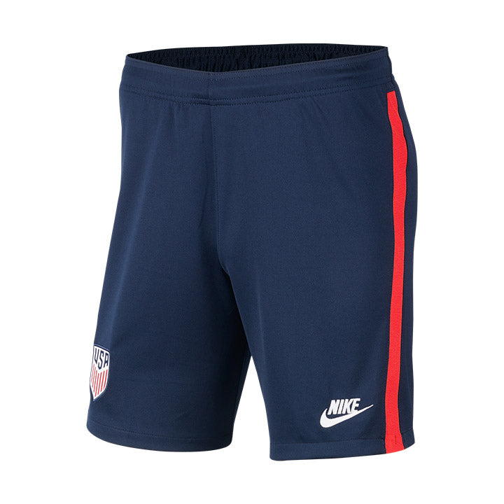 Nike Navy Breathe Stadium Shorts