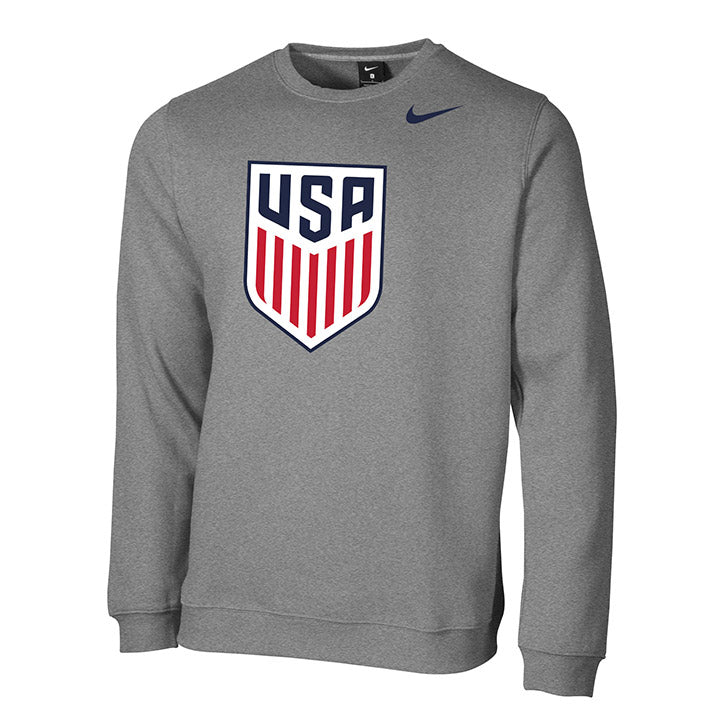 MEN'S NIKE MNT CLUB FLEECE CREW SWEATSHIRT
