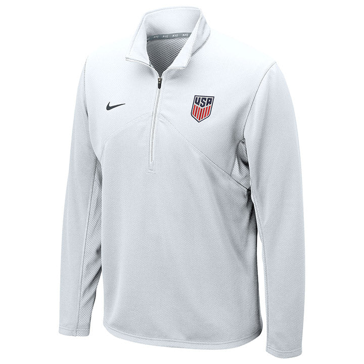 MEN'S NIKE MNT DRIFIT TRAINING 1/4ZIP TOP