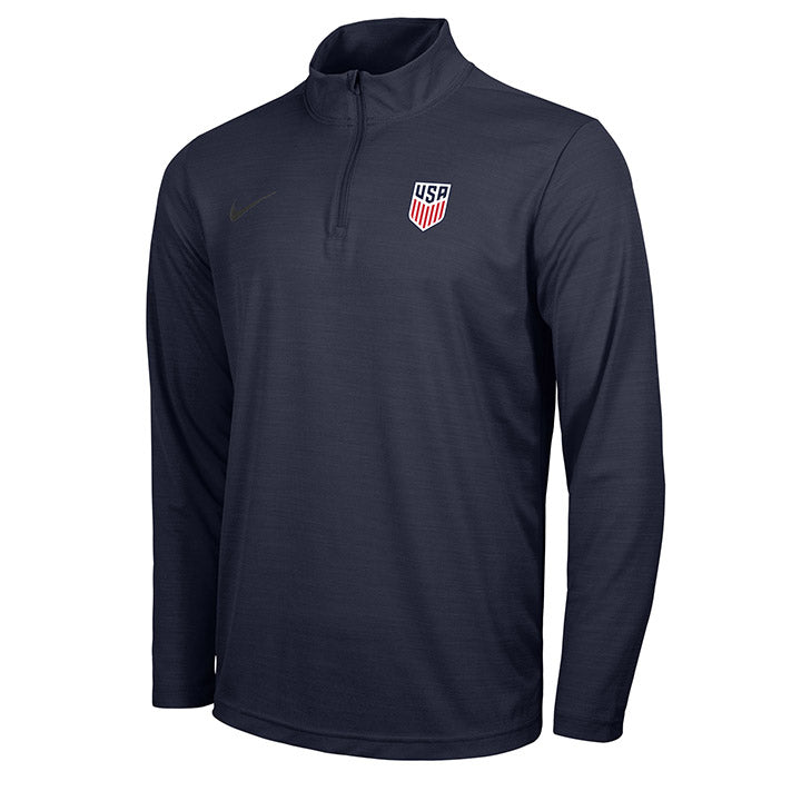 MEN'S NIKE MNT INTENSITY 1/4 ZIP TOP