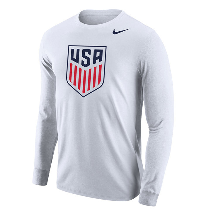 MEN'S NIKE MNT DRIFIT COTTON LONG SLEEVE TEE