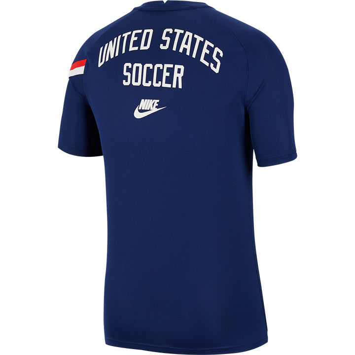MEN'S NIKE CREST USA BREATHE PERFORMANCE TOP