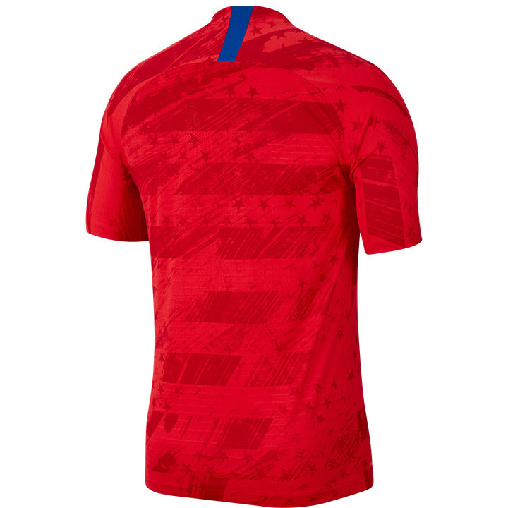 MEN'S USA NIKE VAPOR MATCH AWAY JERSEY - RED
