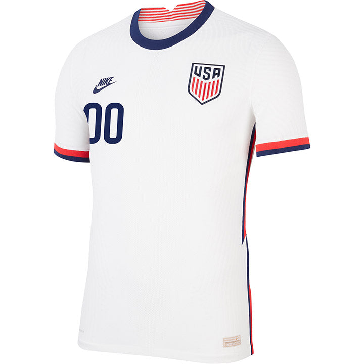 Personalized Men's Nike Crest Vapor Match Home Jersey