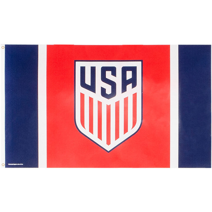 WINCRAFT U.S. SOCCER DELUXE 3XL5 FLAG