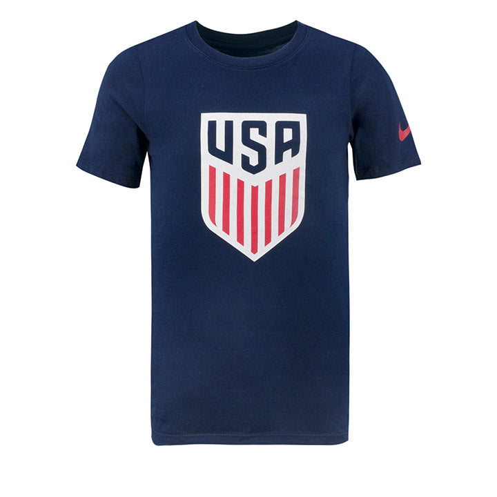 YOUTH NIKE USA CREST T-SHIRT
