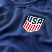 YOUTH NIKE CREST USA BREATHE PERFORMANCE TOP