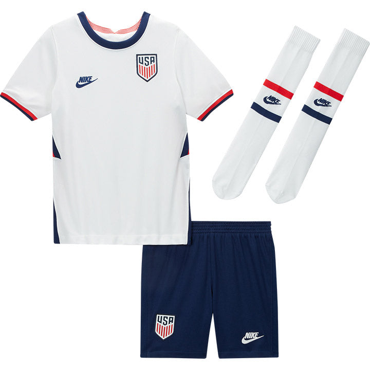 Youth Nike Crest Breathe Jersey Home Kit