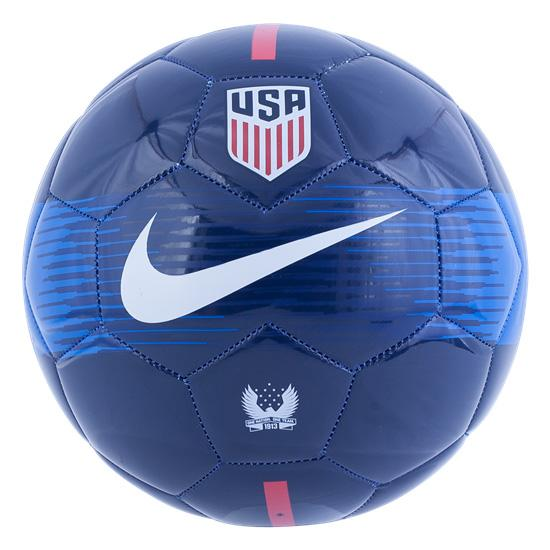 U.S. SOCCER USA SUPPORTERS BALL - NAVY